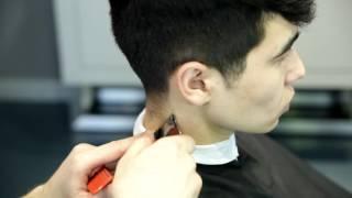 видео Мужские прически с челкой