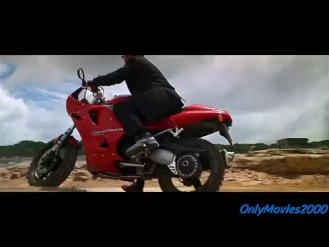 Mission Impossible II - Motorcycle chase HD