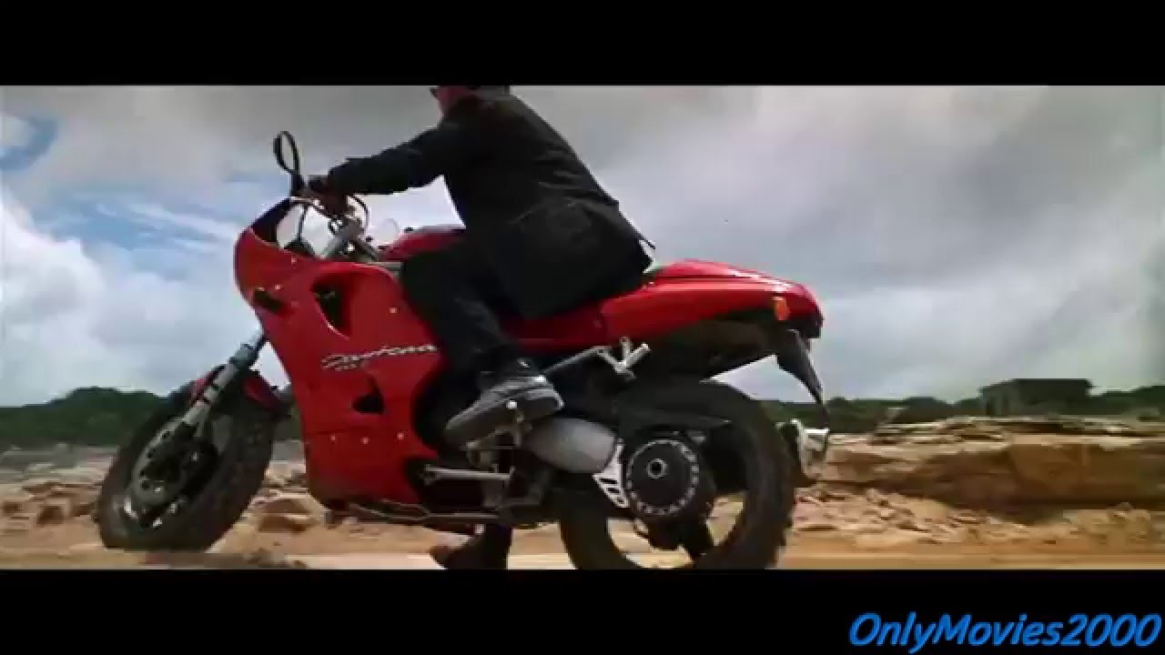 Mission Impossible Ii Motorcycle Chase Hd Youtube