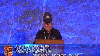 2013 National BMX Hall of Fame - George Esser