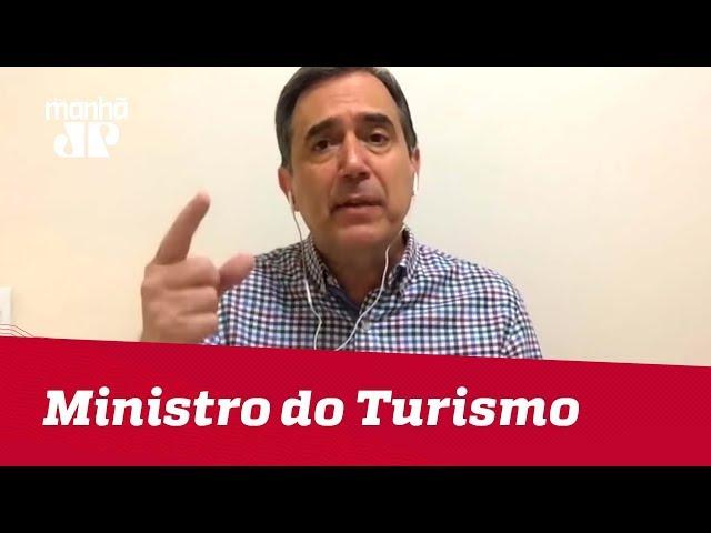 Adiar demissão de ministro do Turismo só gera desgaste para o Governo | Marco Antonio Villa