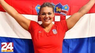 Sandra Perković: 'Da nisam atletičarka bila bih profesorica matematike' | 24 pitanja