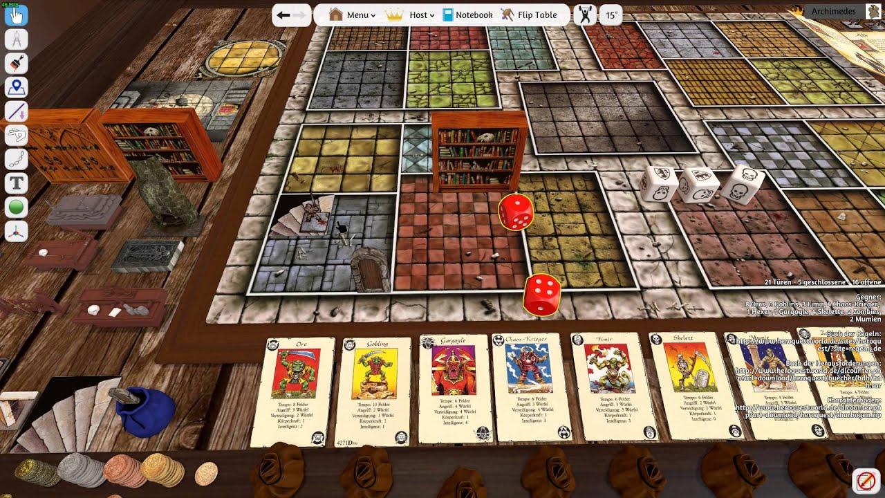 Tabletop Spiele