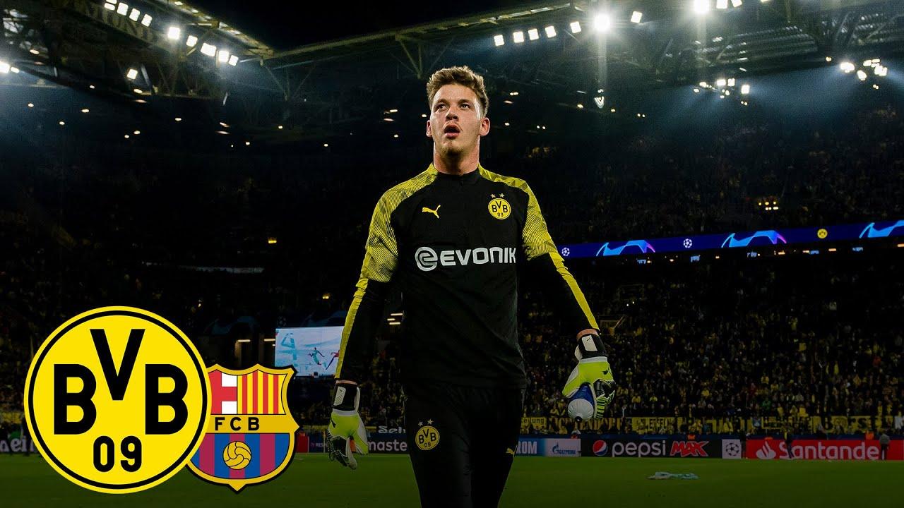 Plötzlich Champions League | Jonas Hupes Ausflug in den Signal Iduna Park