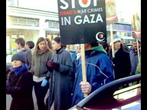 Arab-Jewish-Interfaith Peace Walk for Gaza.
