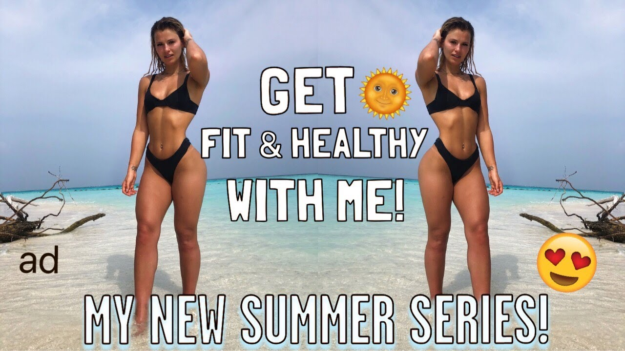 THE SUMMER SERIES BEGINS!!! GYM, PHYSIQUE UPDATE & FOOD   EPISODE 1