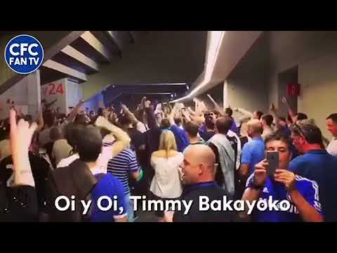 The New Bakayoko Song! Oi y Oi Tiemoue Bakayoko!! QUALITY!