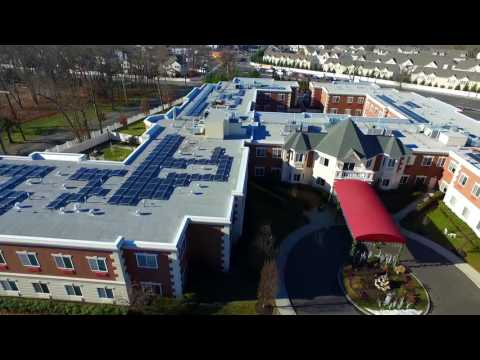 Harrison Street Real Estate Goes Solar
