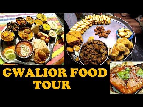 Panchavati Unlimited Thali | Jodhpur Kachori | Sindhi Pakore Waala | GWALIOR FOOD TOUR