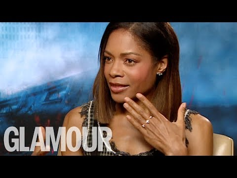 Naomie Harris On Her Amazing Morning Routine And Her Biggest Inspiration  GLAMOUR UK