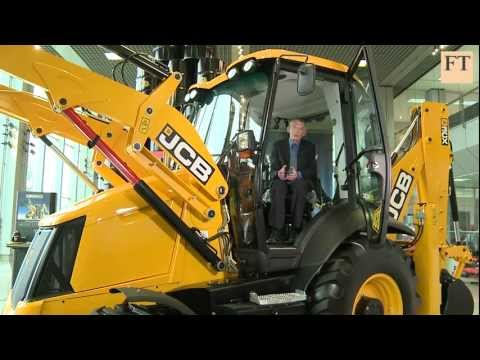 How the UK's JCB Took On the World | The FT