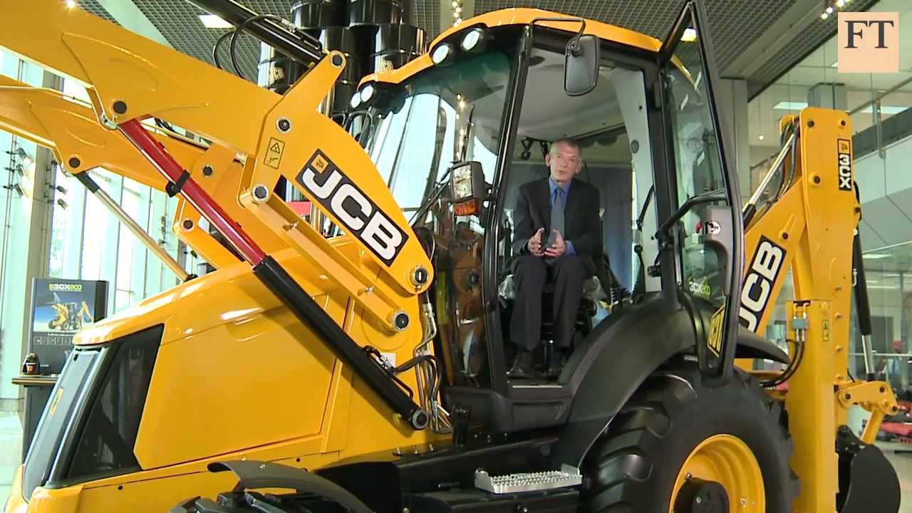 How The Uk S Jcb Took On The World The Ft Youtube