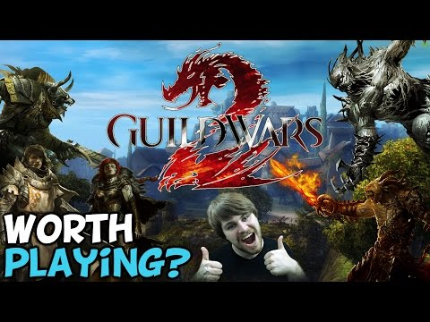 """Guild Wars 2 """"Is It Worth Playing?"""" thumbnail"""