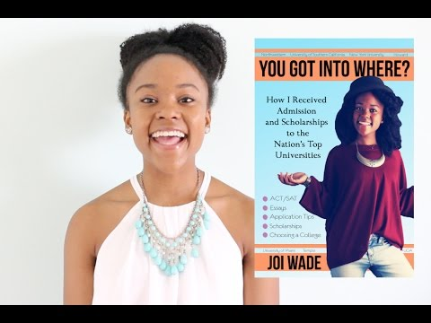 I WROTE A BOOK?! (You Got Into Where? Book Trailer #1)