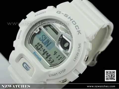 Casio G-Shock Bluetooth Mobile Link Vibrator Watch GB-6900AB-7 ... 4d59745eeda4