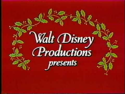 Opening to A Walt Disney Christmas 1990 VHS (Canadian Copy) - YouTube