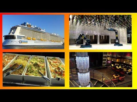 OVATION OF THE SEAS - SHIP TOUR - ENGLISH