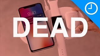 AirPower is DEAD. Apple cancels its wireless charging mat!