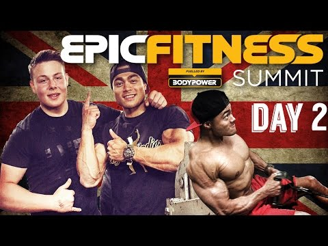 EPIC FITNESS SUMMIT Birmingham - Day 2