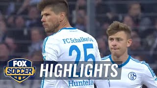 Video Gol Pertandingan Darmstadt 98 vs Schalke 04
