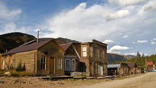 Laadville area Ghost Towns, Colorado, United States