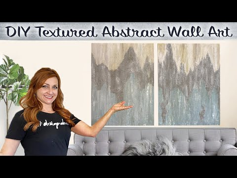 diy-wall-art-|-easy-canvas-painting-ideas-on-a-budget-|-textured-abstract-canvas-art
