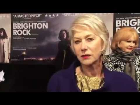 Brighton Rock Premiere UK