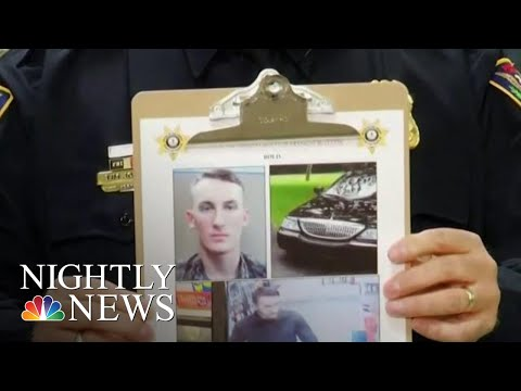 AWOL Marine Wanted For Murder Captured After More Than Two-Week Manhunt | NBC Nightly News