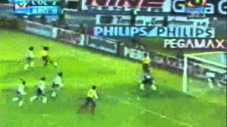 colombia 5 argentina 0 Narración Edgar Perea