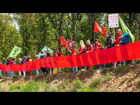 5. Rote-Linie am Hambacher Wald 12-05-2019
