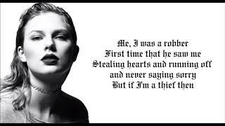 Taylor Swift      Ready For It؟ Lyrics