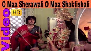 O Maa Sherawali || Shabbir Kumar || Mard || Amitabh Bachchan || HD