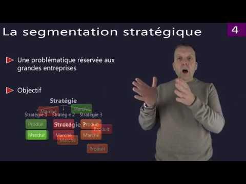 Segmentation stratégique [Vidéo]
