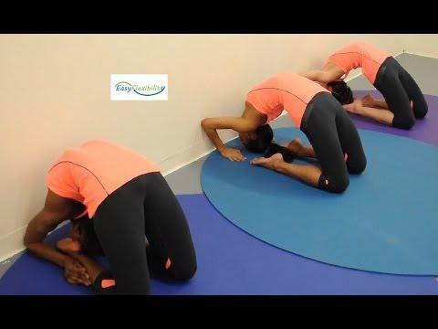 king pigeon pose yoga kapotasana stetching progression how