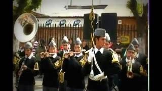 Banda LTP Buin desfile en Manuel Plaza 2016