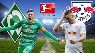 SV WERDER BREMEN vs RB LEIPZIG Bundesliga Orakel 18.03.2017 3:0