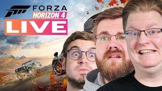Forza Horizon 4 - Testversion Live PC Multiplayer Gameplay