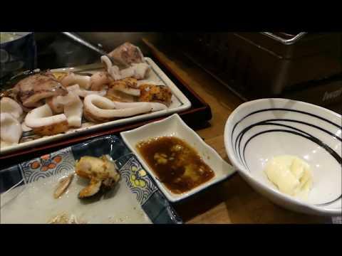 TOKYO, JAPAN 2018 Vlog#09: Tokyo Street Foods