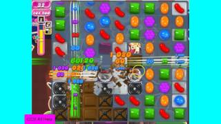 Candy Crush Saga Level 1479 NO BOOSTERS
