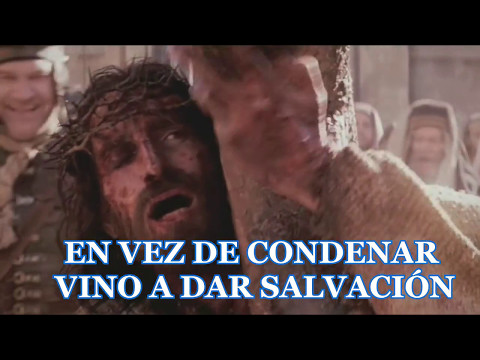 Vino a dar Salvacion canta Jose contreras