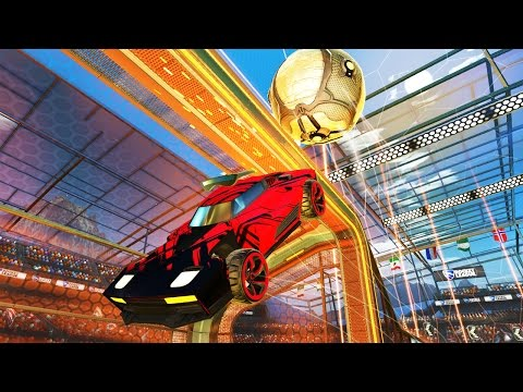 MY GREATEST DEFENSIVE SAVES IN ROCKET LEAGUE