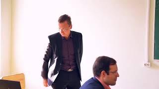 Технологический трансфер. Dr. Niclas Ruffer & Владислав Руцкий.