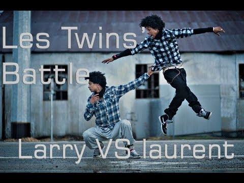 Les twins battle larry vs laurent dance live final in japan official