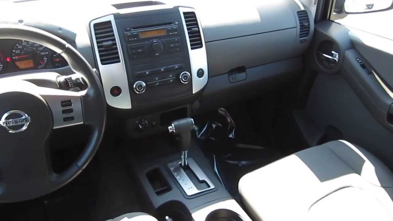 2009 Nissan Xterra, Gray   STOCK# B2141   Interior