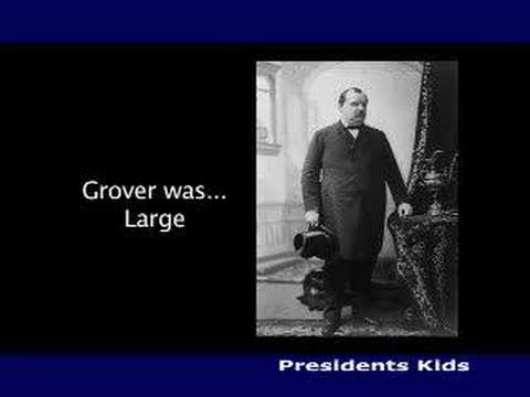 Grover Cleveland -Was a Hangman! -Presidents Kids