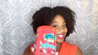 Does Novex Hair Care Work on Type 4 Hair?  Product Review