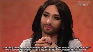 conchita wurst und hape kerkeling bei stckl 23 04 2015 english subtitles