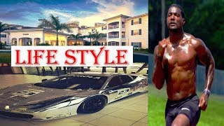 Justin Gatlin Biography | Family | Childhood | House | Net worth | Car collection | Life style 2017
