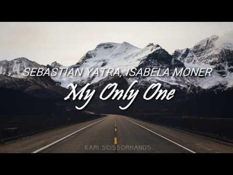 Sebastian Yatra Isabela Moner: My Only One  Traducida