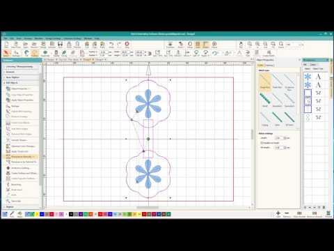 Wilcom Hatch - How to Digitize Key Fobs - YouTube